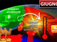 Meteo: GIUGNO 2019, anticiclone ESTIVO alla CONQUISTA dell'ITALIA. Vi diciamo QUANDO e DOVE ci riuscirà