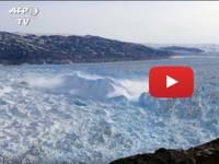 Meteo Cronaca VIDEO: GROENLANDIA, lo SCIOGLIMENTO del GHIACCIAIO in TIME LAPSE è impressionante. Le IMMAGINI