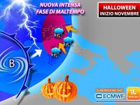 Meteo: Ponte di HALLOWEEN e OGNISSANTI, è pronta una Sorpresa sui giorni di festa. La Tendenza per tutto Novembre