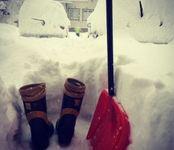 GIAPPONE, Hokkaido sepolta dalla neve!
