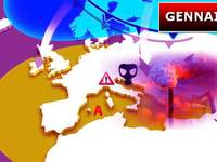Meteo: INVERNO 2020, GENNAIO con Incubo Super Anticiclone Secondo il Centro Europeo. Ecco Gli Ultimi Aggiornamenti