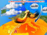 Meteo - ITALIA, svolta GELIDA tra AUTUNNO e INVERNO con LA NINA? Quali le DIFFERENZE con EL NINO?
