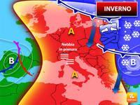 Meteo: INVERNO 2019/2020, NEVE e GELO Latitanti, sarà l'Anno del Super Anticiclone? Ultimi aggiornamenti