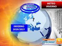 Meteo: INVERNO 2020/2021 con FUGACI IRRUZIONI FREDDE e POCA NEVE. Ecco Perché