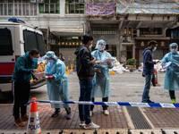 CORONAVIRUS: HONG KONG, scatta il primo LOCKDOWN dall'inizio della PANDEMIA. Gli AGGIORNAMENTI