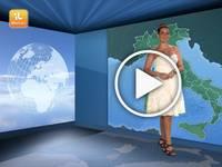 Meteo Diretta Video: le Previsioni per Lunedì 22 Luglio