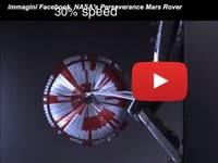 PERSEVERANCE, la NASA pubblica le PRIME IMMAGINI dell'atterraggio del ROVER su MARTE. Le IMMAGINI