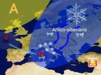 METEO: troppi indizi del MISSILE russo-siberiano da Capodanno alla Befana, INVERNO di NEVE e GELO e Burian stile 1985