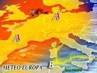 Meteo - EUROPA orientale nella morsa del GELO! Italia con l'anticiclone