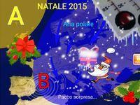 METEO: NATALE con SILURO di NEVE in ITALIA, allarme strat-warming, previsioni GELO a CAPODANNO