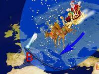 METEO: NATALE previsioni confermate, SILURO POLARE sull'Italia con Gelo e Neve