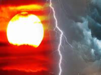 Meteo: PROSSIME ORE ROVENTI sull'Italia, ma dal POMERIGGIO SFOGO di TEMPORALI su almeno 2 REGIONI. ZONE coinvolte
