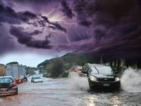 AVVISO Meteo: PROSSIME ORE Pericolose, si rischiano Nubifragi e Alluvioni Lampo. Le Regioni coinvolte entro sera