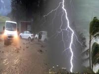 Meteo AVVISO: CICLONE MEDITERRANEO pronto all'Impatto, ora arriva il Peggio. PROSSIME ORE a Rischio Alluvionale