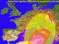 Clima ITALIA, ecco tutto il CALDO AFRICANO di Ugolino! [VIDEO]
