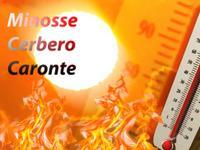 METEO, Minosse, Cerbero e Caronte pronti ad INFUOCARE l'estate 2016