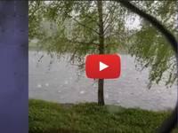 Meteo Cronaca DIRETTA: RUSSIA, Potente GRANDINATA SPACCATUTTO colpisce MOSCA. Il VIDEO