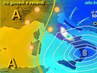 Meteo: in arrivo NUBIFRAGI, maltempo  freddo e bufere di NEVE in Italia in Appennino. Nuovo record a Capracotta?