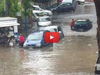 Meteo CRONACA DIRETTA VIDEO: MESSINA, Violentissimo NUBIFRAGIO colpisce la Città. Le IMMAGINI