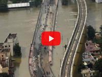 Meteo Cronaca DIRETTA: OMAN, un DILUVIO UNIVERSALE si abbatte nella provincia di YANQUL. Il VIDEO