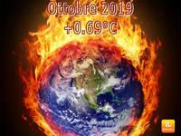 Meteo: OTTOBRE 2019, il Più CALDO degli Ultimi 30 anni. Ecco Quale Parte dell'Europa è Fuori dal Normale