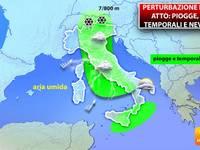 Meteo CRONACA DIRETTA: PIOGGE, TEMPORALI e NEVE già IN ATTO, ECCO le regioni colpite TRA POCHI MINUTI