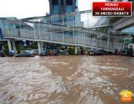 MEDIO ORIENTE: piogge intense tra Turchia, Siria, Libano [VIDEO]