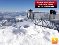 IL PONTE DEL CIELO: sospesi a 3 mila metri sui Pirenei