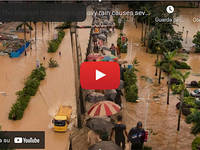Meteo Cronaca DIRETTA: PORTOGALLO, ALLUVIONE a ARMAMAR, Fiumi di FANGO travolgono le CASE. Il VIDEO