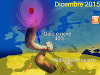 METEO: mega ANTICICLONE sull'ITALIA fino a NATALE? NEBBIA e SMOG fino a Capodanno e Befana ? [VIDEO]