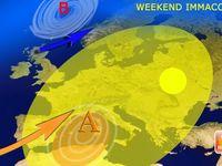 PREVISIONI METEO ITALIA: nebbie fino a Venerdì 4 Dicembre, poi ALTA PRESSIONE o NEVE?