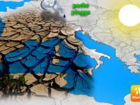 Meteo ITALIA: Primavera a rischio SICCITA'? Analisi