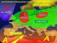 METEO - sarà una Calda Primavera secondo ECMWF, il PRESTIGIOSO modello EUROPEO. Le PREVISIONI