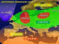 METEO: previsioni ESCLUSIVE Primavera 2016. Per ECMWF sarà CALDA!