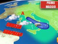 Meteo: PRIMO MAGGIO, grossa SORPRESA dalla RUSSIA. Ecco di cosa si tratta