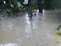 BRASILE, l'area di Recife sotto acqua e fango!