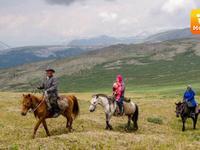 I Dukha, popolazione che vive a Nord della Mongolia