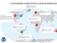 CLIMA: 2015, l'anno più caldo di sempre? Battuto il record del 2014, oceani bollenti