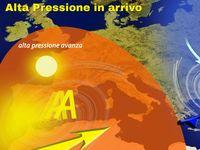 METEO - fine mese con l'alta pressione e assaggio di Primavera al Centro-Sud