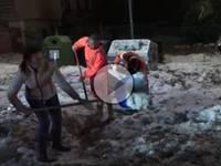 Meteo cronaca VIDEO: ROMA, incredibile nubifragio e grandinata shock. Immagini impressionanti