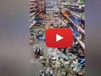 Meteo Cronaca DIRETTA VIDEO: ARGENTINA, TERREMOTO 6.8 Richter SPACCA STRADE e fa CROLLARE CASE. Le IMMAGINI