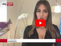 Meteo DIRETTA VIDEO by SKY-Tg24: Sara Brusco, Venerdì NUOVA PERTURBAZIONE al CENTRO-NORD