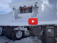 Meteo Cronaca DIRETTA VIDEO: SERBIA, incredibili ACCUMULI di NEVE rendono il Paesaggio da FAVOLA. Le Immagini
