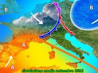 Meteo ITALIA » SETTEMBRE, autunno alla RISCOSSA e fine dell'ESTATE in ANTICIPO? [VIDEO]