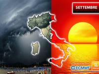 Meteo: SETTEMBRE, l'AUTUNNO Farà Subito sul Serio o proseguirà l'ESTATE? ULTIMI AGGIORNAMENTI a Lungo Termine