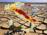 Meteo ITALIA: è ALLARME SICCITA' Estrema su Tante REGIONI. La MAPPA con le CRITICITA' più ELEVATE in atto