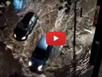 Meteo Cronaca DIRETTA VIDEO: SPAGNA, la TEMPESTA BARBARA sommerge le Isole CANARIE. Le Immagini