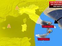 Meteo: SUD ITALIA ANOMALO, sarà l'ultimo a vedere L'ESTATE, ecco perché