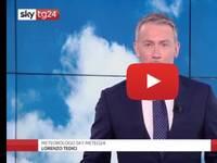 Meteo DIRETTA VIDEO SKY-Tg24: Lorenzo Tedici, CALDO AFRICANO fino alla fine di GIUGNO. Le PREVISIONI
