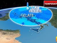 Meteo: TEMPERATURE, è arrivato il PRIMO FREDDO, GELATE diffuse anche in PIANURA al Nord. Ecco le PROSPETTIVE